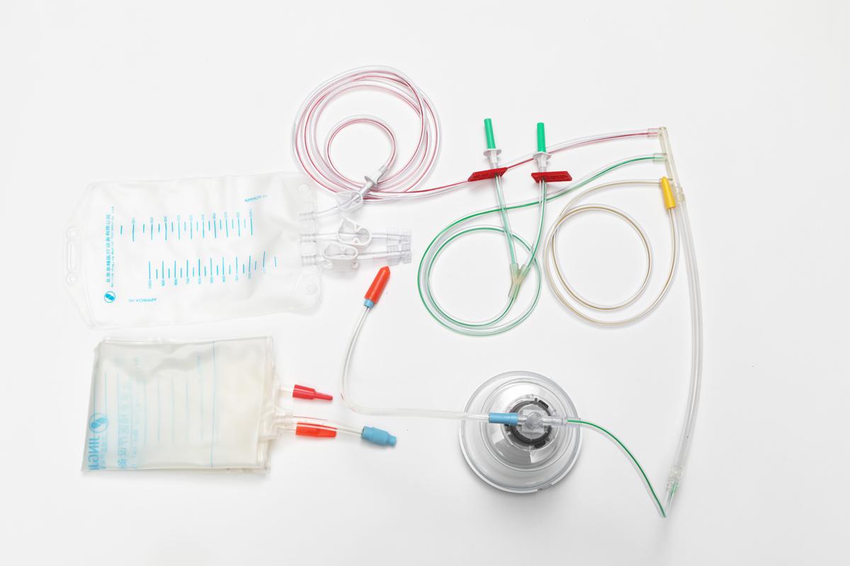 一次性使用血液回收罐装置